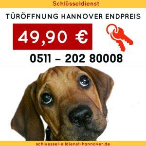 Türöffnung Hannover