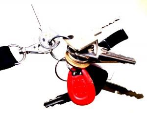 Schlüssel steckt von innen hnnover