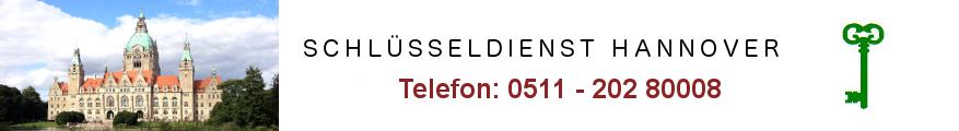 Schlüsseldienst+Hannover