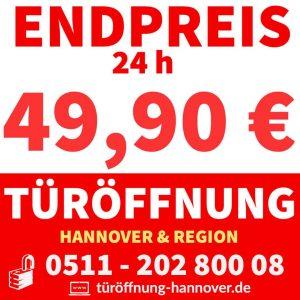 Türöffnung Hannover 49,90 € Endpreis